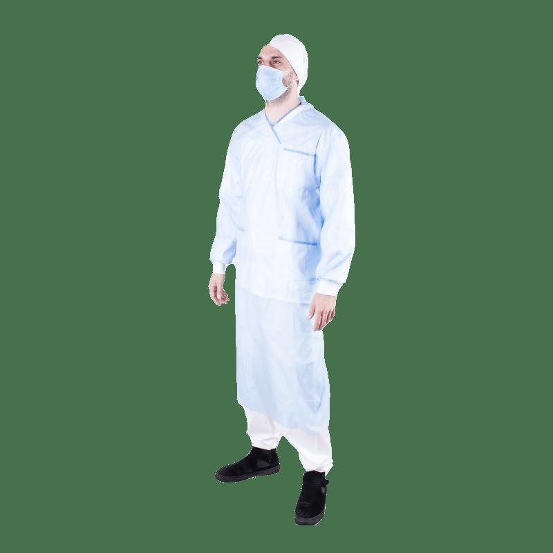 Одноразовий медичний костюм