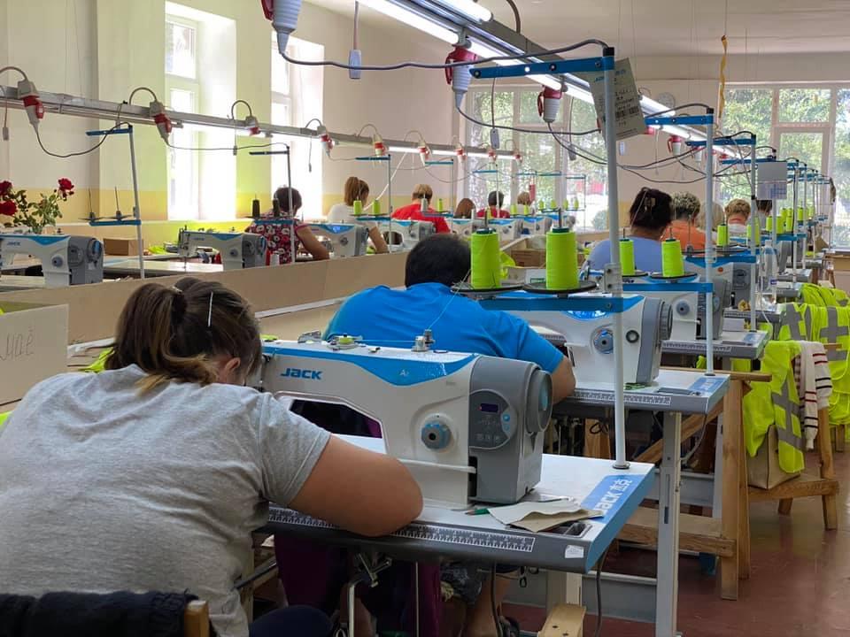 виробництво одягу в Україні