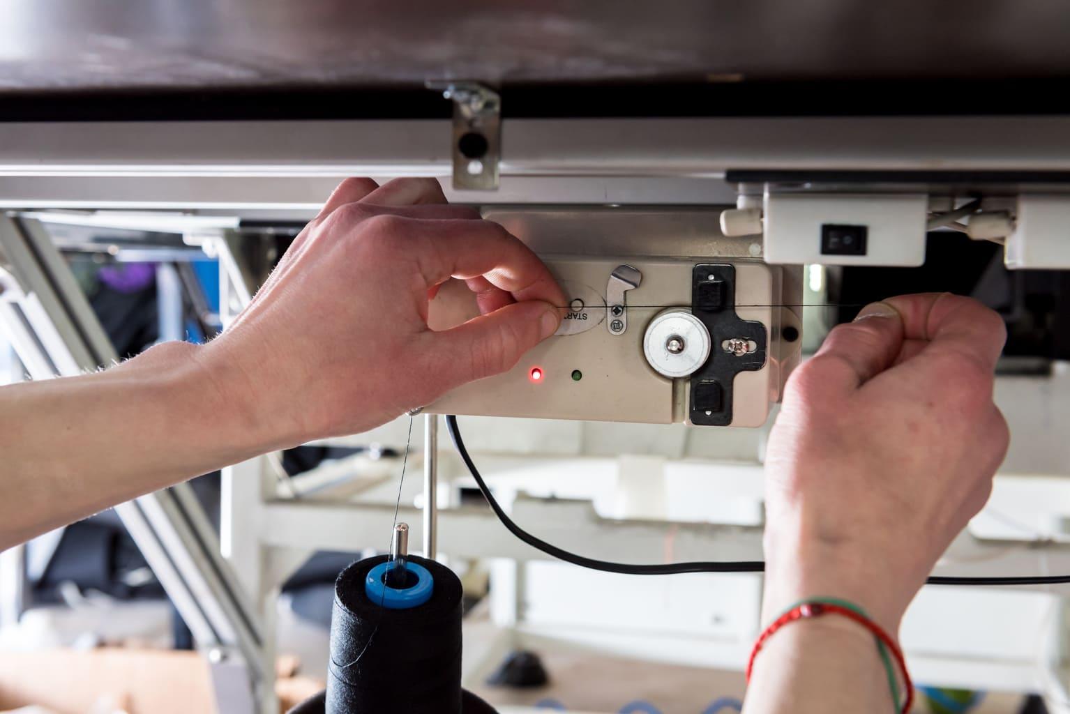 Поширені питання по виробництву одягу