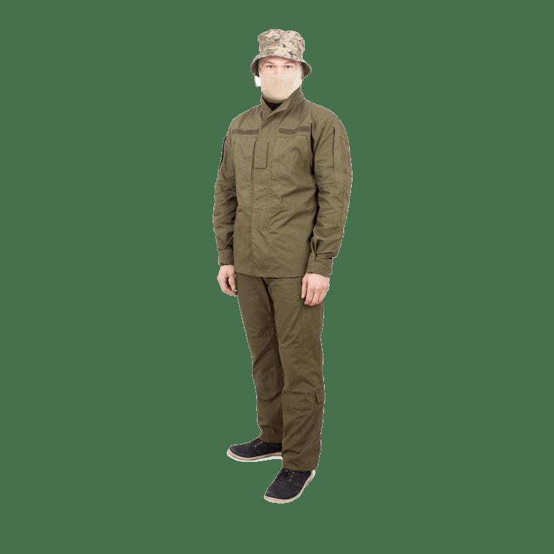 форма національної гвардії