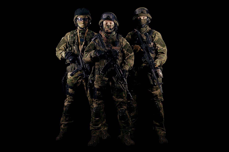Пошити партію військового одягу